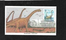 New listing Scott 3136d - Dinosaur - Brachiosaurus May 1, 1997 Collins Hand Painted Fdc