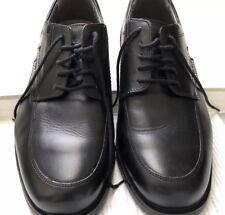 "NEW Men's SZ 9 Blk Leather MEPHISTO ""Armin"" Mobils Ergonomic Cushion shoes"