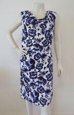 BNWT REGATTA DRESS Petites Lined Print Size 16