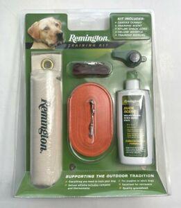 Remington Field Retrieval Training Kit R1950 w/ Dummy Scent Cord Whistle Manual
