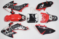 CRF50 Red Body Plastics Decals Graphics Stickers SSR Thumpstar Honda XR50 Bike 9