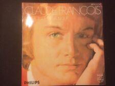 Vinyle 45t - CLAUDE FRANÇOIS - UN MONDE DE MUSIQUE.   vi97