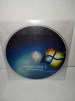 DVD - WINDOWS 7 ENTERPRISE - 32 BIT FULL - ITALIANO (MICROSOFT)