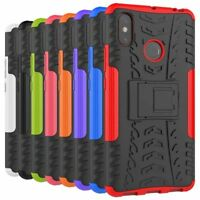 Hybrid Rugged Armor Shockproof Hard Kickstand Case Cover For Xiaomi Mi Max 3