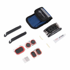 RockBros Bicycle Portable Tyre Repair Kit Tools Bag Multi-function Tool