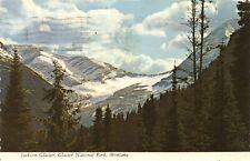 Glacier National Park Jackson Glacier Montana Vintage Postcard G09