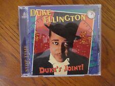 Duke's Joint by Duke Ellington (CD, Jun-1999, Buddha Records) Like New!