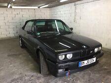 BMW E30 Cabrio 320 i top AU neu 4/2022 KM 267999