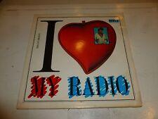 "TAFFY - I Love My Radio - 1986 UK 2-track 12"" vinyl single"