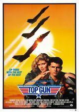 Top Gun Movie Poster Wall Art Photo Print 8x10 11x17 16x20 22x28 24x36 27x40