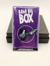 Bam Box Horror Exclusive - Underworld  - Selene  Enamel hat Pin LE 250