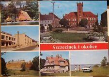 Poland Szczecinek i okolice Czaplinek - posted