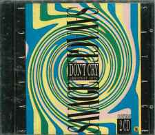 """SAVAGE """"Don't Cry - Greatest Hits"""" 2CD Best Of-Album"""