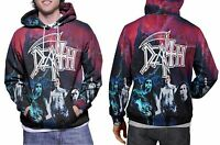 Cool DEATH METAL BAND New Hoodie Mens RARE ITEMS