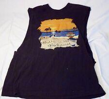 Harley Davidson Sleeveless Black T Shirt Bahamas Freeport