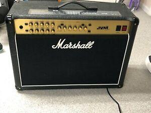 Marshall JVM 205C 2x12 50 watt Guitar Amp