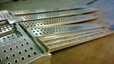 Aluminium Punched decking ramp for recovery trucks / plant / trailer lengths 3.0