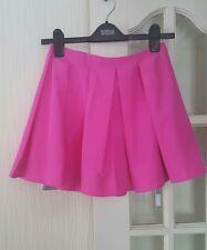 Ralph Lauren Blaze Hot Magenta Pink Solid Skirt Size  US 14 Age 11 years