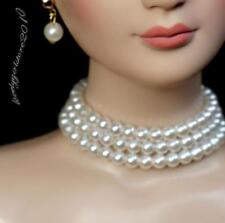 """Fashion Necklace and Earring Jewelry Set for 22"""" Tonner Tyler doll 043C"""
