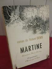MARTINE Robert Denis illustrations Marie Boutroy