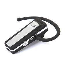 HD Bluetooth Earphone Headset Spy Hidden Camera Security DVR Video Recorder Cam