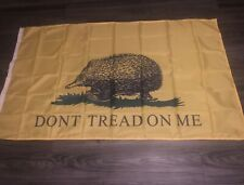 3x5 Australian Gadsden libertarian flag Don't tread On Me