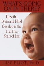What's Going on in There?: How the Brain and Mind Develop in the First Five Year