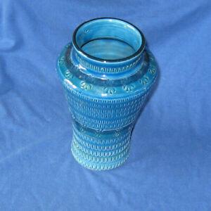 Mid Century Bitossi ? Italy Vase 18 cm Tall