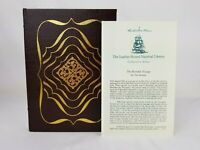 Easton Press ~ Collector's Edition ~ The Brendan Voyage ~ Tim Severin ~ w/ Notes