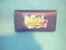 SpongeBob SquarePants Wallet with Checkbook, Credit Card, License, Money Holder