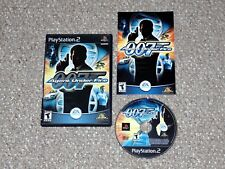 James Bond 007 in Agent Under Fire Sony PlayStation 2 PS2 Complete