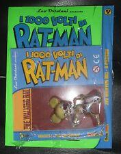 I Mille 1000 Volti Di RAT-MAN 6 Albetto Statua THE WALKING RAT Dead Leo Ortolani