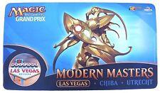 MTG Etched Champion Playmat Mat Grand Prix GP Las Vegas Modern Masters
