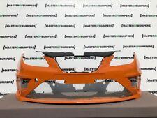 SEAT IBIZA FR Cupra? 2009-2011 Pare choc avant en orange véritable [O102]