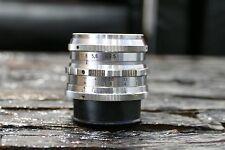 Schneider Kreuznach Xenar 1:3,5 50mm 0.75 Macro Made in Germany