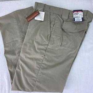 """Tru-Spec 24-7 Series Ladies Classic Pants Size 6 x 29""""Inseam Tru Khaki 1193"""