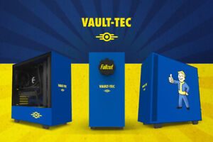 NZXT H500 Vault Boy Computer Case CA-H500B-VB Sealed Brand New Unique number 888