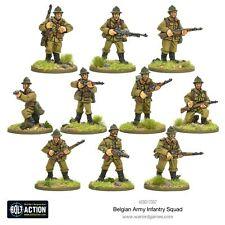 Bolt Action BNIB Belgian Army Infantry Squad WGB-403017307