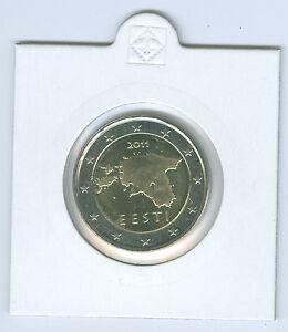 Estonie Pièce de Monnaie (Choisissez Entre : 1 Cent - Et 2011 Jusqu'À 2020)