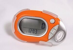 PedUSA PE771 TriAxis Activity Monitor Pedometer - Steps Distance Calories Memory