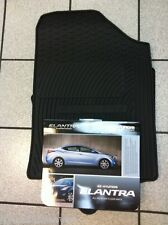 2011 2012 2013 New Genuine Hyundai Elantra All Weather floormats