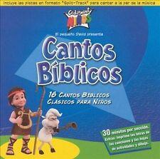 Cantos Biblicos: 16 Cantos Biblicos Clasicos para Ninos  DVD