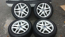 "2014 17"" OEM Ford Fusion 2013 Focus 2012 Wheels w/ Michelin Tires 5x108 2011"
