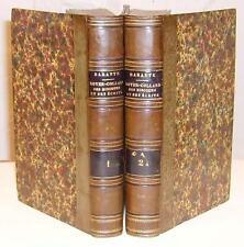 BARANTE Vie politique ROYER-COLLARD discours écrits édition originale 1861