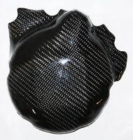 KTM 450 500 EXC SMR SX XC 2012-2016 CARBON LIMADECKEL MOTORDECKEL CARBONE COVER