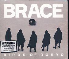 BIRDS OF TOKYO Brace CD NEW Harlequins Empire Gods Pilot Crown