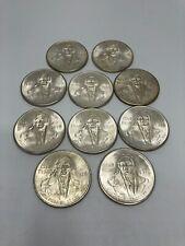 1978 diez pesos coin