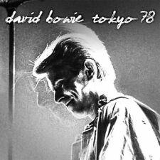 David Bowie - Tokyo 78 CD PRCD3009