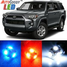 14 x Premium Xenon White LED Lights Interior Package Kit for Toyota 4Runner