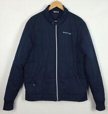 VINTAGE Retro 90's Reebok cappotto giacca windbreaker Sport Atletico URBANO UK M / L